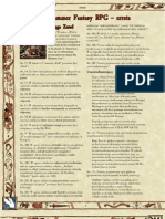 Warhammer FRP 2 Edycja - Errata PL