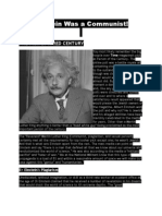 Einstein Was a Communist
