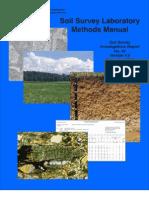 Soil Survey Laboratory Methods Manual
