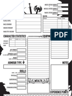 Microlite 20 Character Sheet