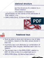 relational modeling