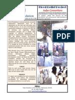 Flood Relief Report