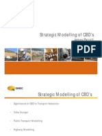 2.5 - Strategic Modelling of CBD's