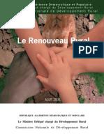 Le Renouveau Rural (Algérie - 2006)