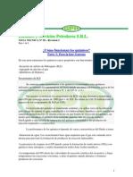 Nota Tecnica 50.PDF Secuestrantes
