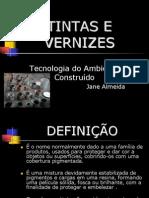 1-TINTAS E VERNIZES