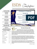 December Lamplighter 2011