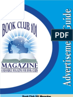 2012 Book Club 101 Magazine Advertisement Guide