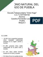 Puebla Patrimonio Natural