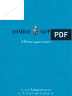 Guide Bombay Sapphire