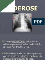 Trabalho de Siderose-grupo44