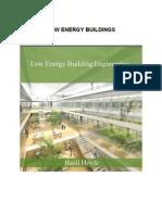 Resumo Livro Low Energy Building Engineering