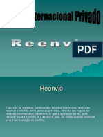 Reenvio