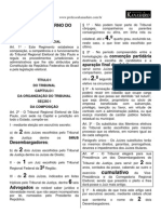 Regimento Interno TRE SP-11 Pag