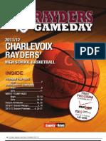 Charlevoix Gameday Basketbal l2011