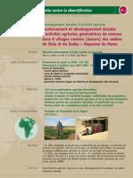 Sécurité alimentaire et lutte contre la pauvreté dans les vallées du Drâa et du Dadès (Sud Maroc)