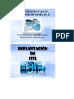 Implantacion de Itil