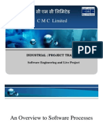 1_An Overview to Software Processes, Software Development