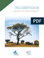 Lutte contre la désertification dans les projets de développement