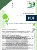 Effi Cycle Presentation