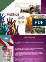 Aspectos de economía y política  Actual en pr
