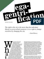 Holmes Mega Gentrification