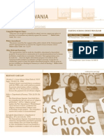 Constitutionality of School Choice in Pennsylvania