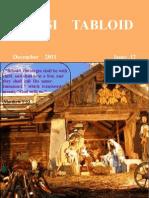 Tabloid December 2011
