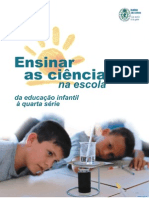 Ensinar as Ciencias Na Escola