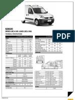 REN1504 Kangoo Specifications