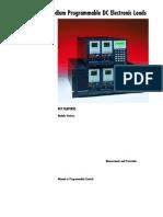 Sorensen MML-4 DC Electronic Load