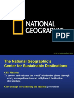 Geo-Tourism National Geographic