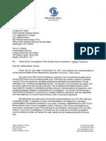 McGinn SPD Letter