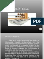 Presentación POLITICA FISCAL CARMEN