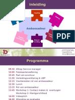Ambassade Digitale Diensten