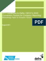 Pb13625 Emission Factor Methodology Paper 110905