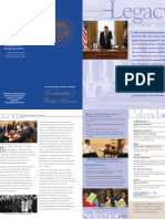 White House Fellows Brochure