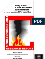 Fire Flow Requeriments