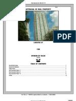 Sample Field Review Appraisal_Redacted