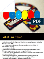 Power Point Autism