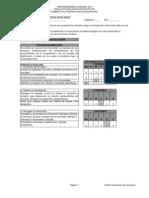 Cedula de La Evaluacion de Proyectos