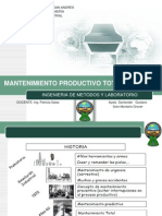 Mantenimiento Productivo Total (Tpm)2