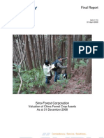 Sino-Forest Poyry Valuation Dec 2008 Final