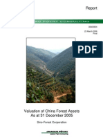 Sino-Forest Poyry Valuation Dec 2005 Final
