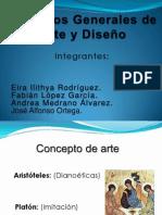 Aspectos generales de arte y diseño