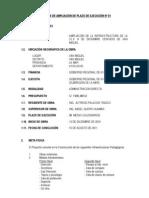 INFORME AMPLIACIÓN PLAZO N° 01 CORREGIDO