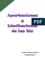Aportaciones y Limitaciones