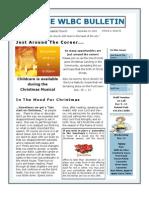 e Newsletter 12 11 11