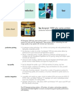 HP Data Sheet