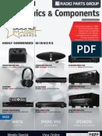 Issue 76 Radio Parts Group Newsletter - December 2011